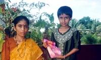 Adoptivní Indická holčička Dyvia